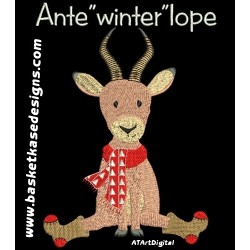 ANTELOPE WINTER