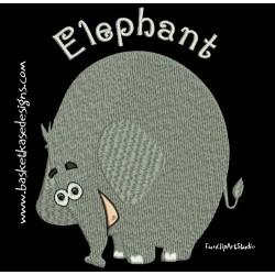 BK ZOO ELEPHANT