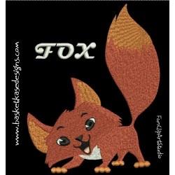 BK ZOO FOX