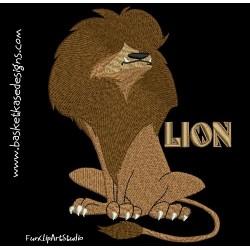 BK ZOO LION