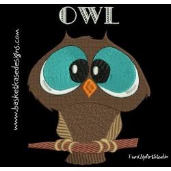 BK ZOO OWL