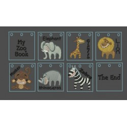 BABY ZOO BOOK