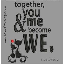 BECOME WE