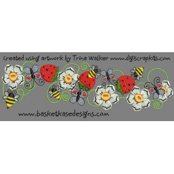 BEE BERRY BORDER
