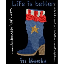 BETTER IN BOOTS