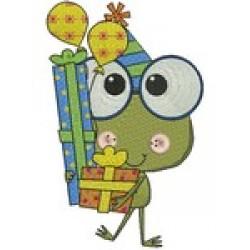 BIRTHDAY FROG 3