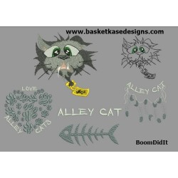 BOOM ALLEY CAT SET