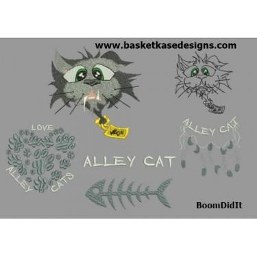 BOOM ALLEY CAT SET