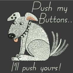 BUTTON PUSHER