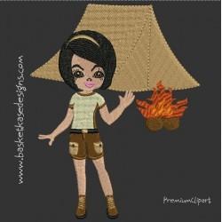 CAMPFIRE GIRL 2
