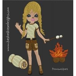CAMPFIRE GIRL 3