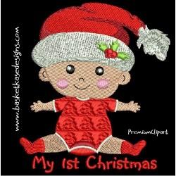 CHRISTMAS BABY 3