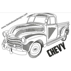 1947 CHEVY PICK UP