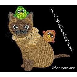 CAT FRIENDS 7