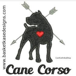 CANE CORSO SIL