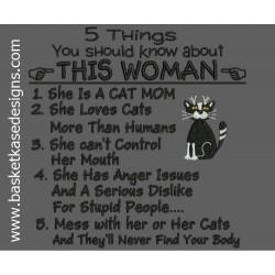 CAT MOMMA