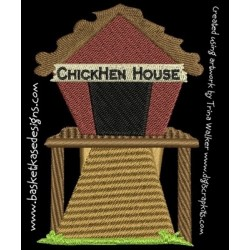 CHICK HEN HOUSE
