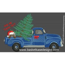 CHRISTMAS TRUCK 2