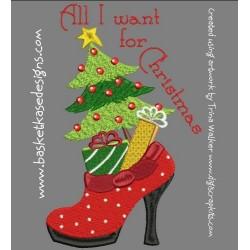 CHRISTMAS WANT