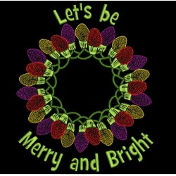 CHRISTMAS WREATH (2 Designs included)