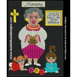 CHURCH LADY 3