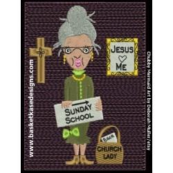 CHURCH LADY 5