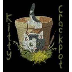 CRACKPOT KITTY