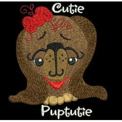 CUTIE PUPTUTIE