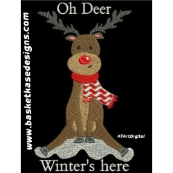 DEER WINTER
