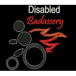 DISABLED BADASSERY