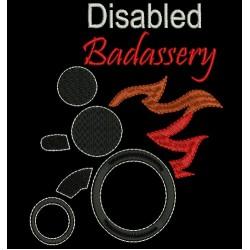 DISABLED BADASSERY 2