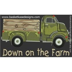 DOWN ON THE FARM 9