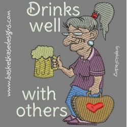 DRINKS WELL