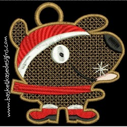 FSL CHRISTMAS DOG 2