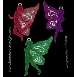 FSL FAIRY SET 2 (set of 3 designs)