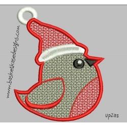 FSL CHRISTMAS BIRD