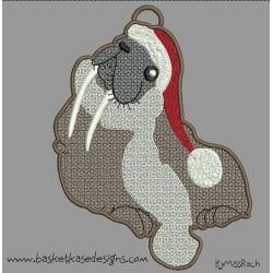 FSL CHRISTMAS WALRUS