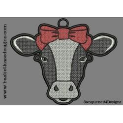 FSL COW HEAD