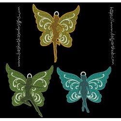 FSL FAIRY SET (set of 3 designs)
