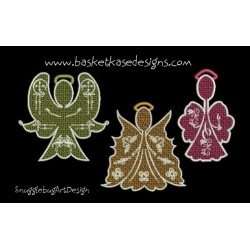 FSL LIL ANGEL SET (SET OF 3 DESIGNS)