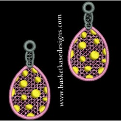 DO NOT ADD TO CART! -  SEE INSTRUCTION ON HOME PAGE  - FSL SPRING EARRINGS