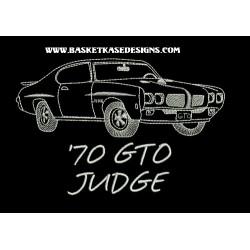 70 GTO JUDGE