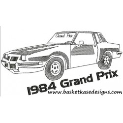 GRAND PRIX 1984