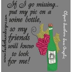 GO MISSING
