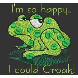 HAPPY CROAKER