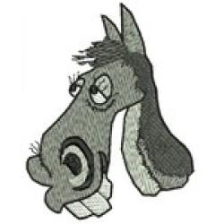 HORSE GOOF HEAD