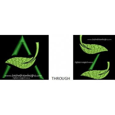 LEAVES ALPHA SET (A thru Z)