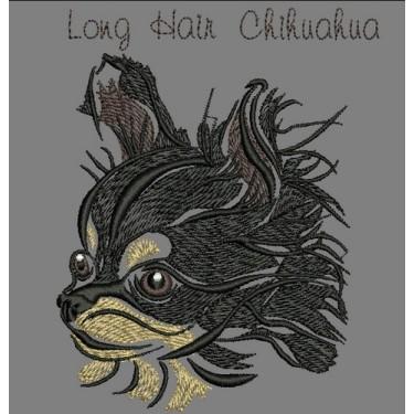 LONG COAT CHIHUAHUA COLORWASH