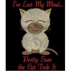 LOST MIND CAT