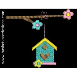 DO NOT ADD TO CART! -  SEE INSTRUCTION ON INFORMATION PAGE - MAY BIRDHOUSES